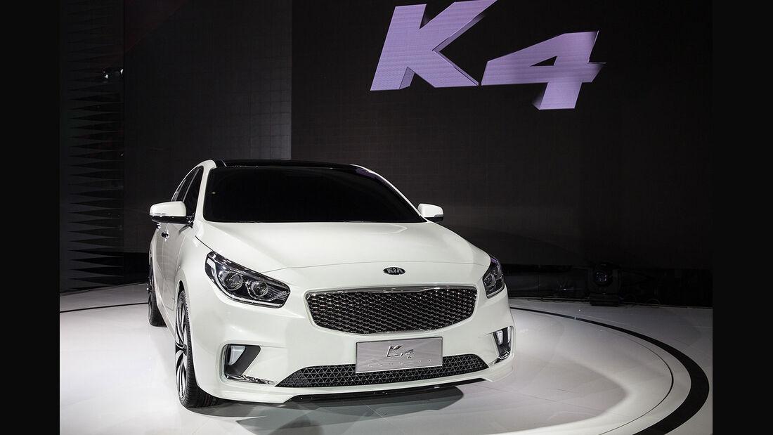 Kia K4 Auto China 2014