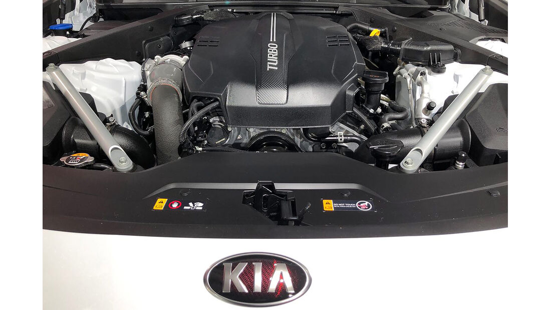 Kia K914