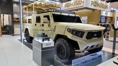 Kia KLTV Military Truck