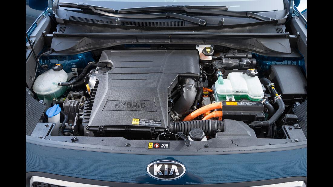 Kia Niro 1.6 GDI, Motor