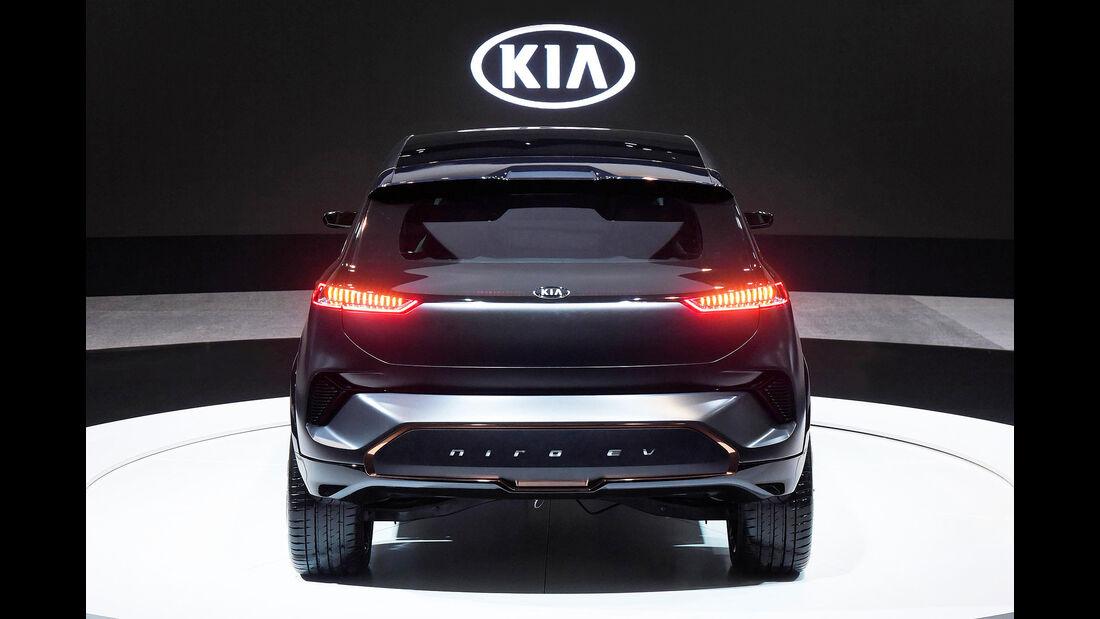 Kia Niro EV CES 2018