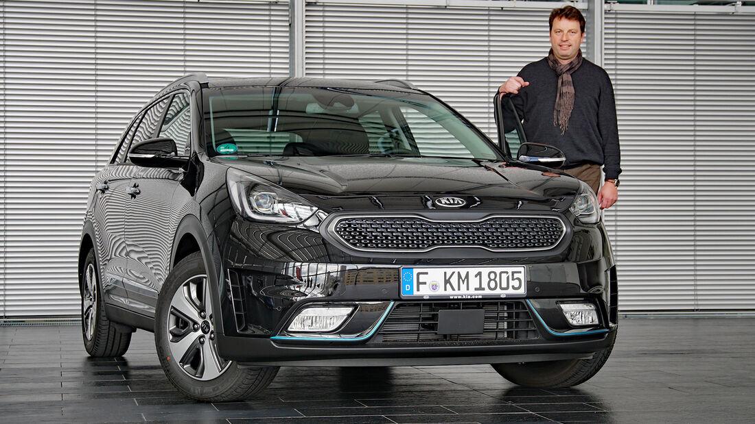 Kia Niro PHEV, Hybrid, Kia goes electric, Lesertestdrive