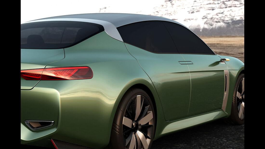 Kia Novo concept car