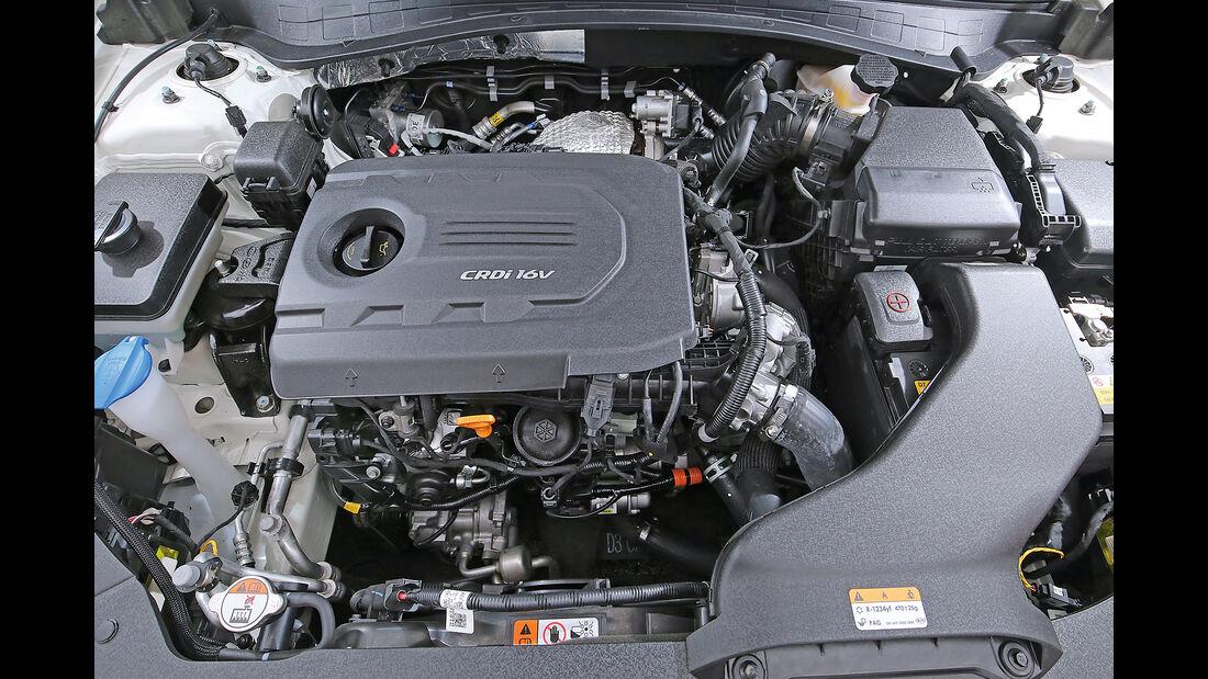 Kia Optima 1.7 CRDi Motor