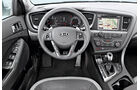 Kia Optima 1.7 CRDi Spirit, Cockpit, Lenkrad