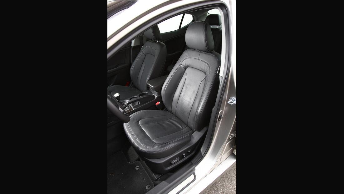 Kia Optima 1.7 CRDi Spirit, Fahrersitz, Vordersitz