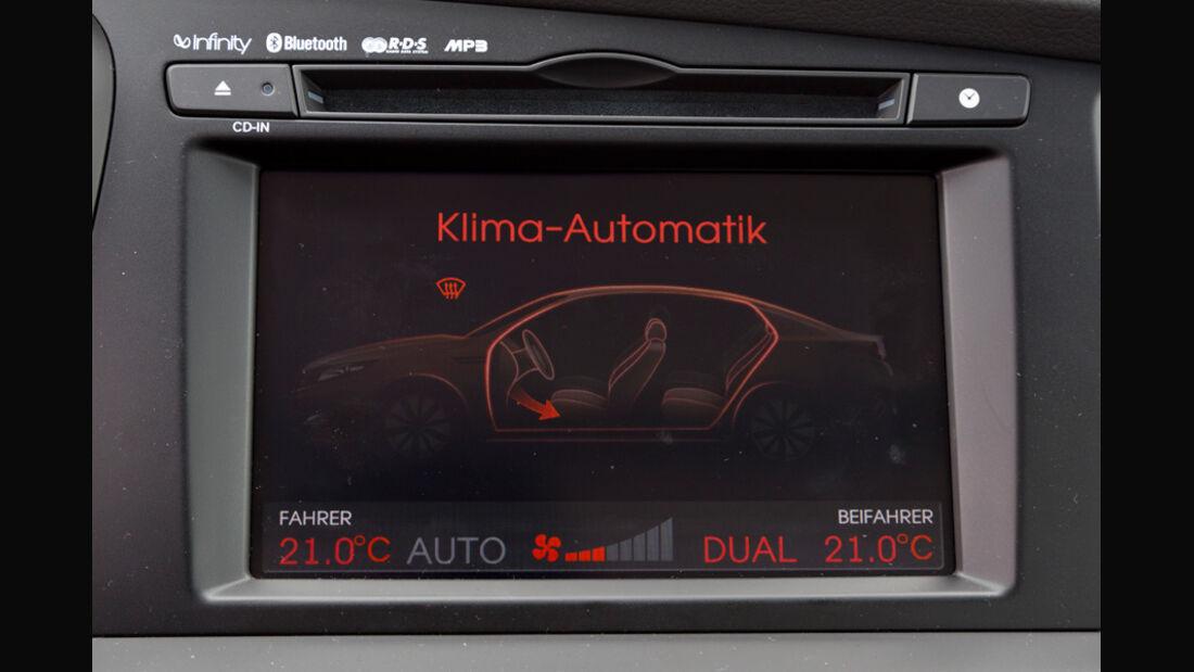 Kia Optima 1.7 CRDi Spirit, Klima-Automatik, Bildschirm
