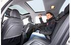 Kia Optima 1.7 CRDi Spirit, Rücksitz, Beinfreiheit