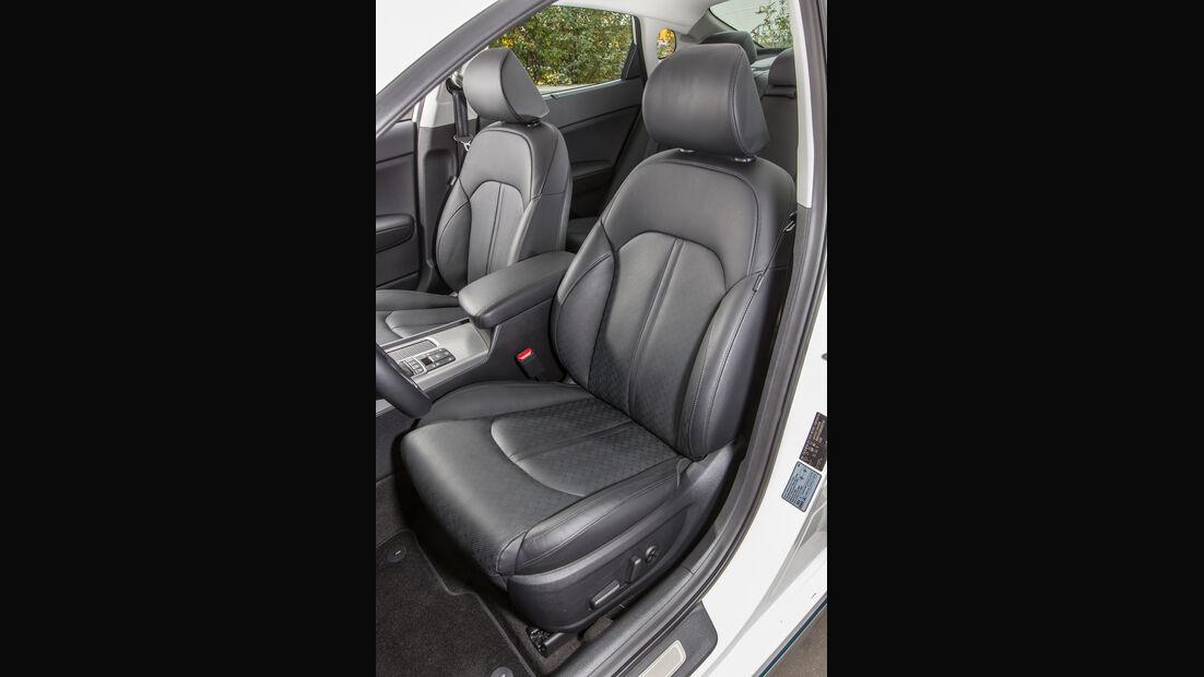 Kia Optima 2.0 GDI Plug-in, Fahrersitz