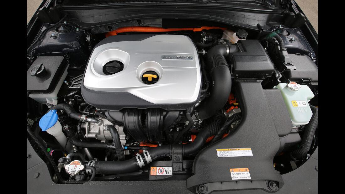 Kia Optima 2.0 GDI Plug-in Motor