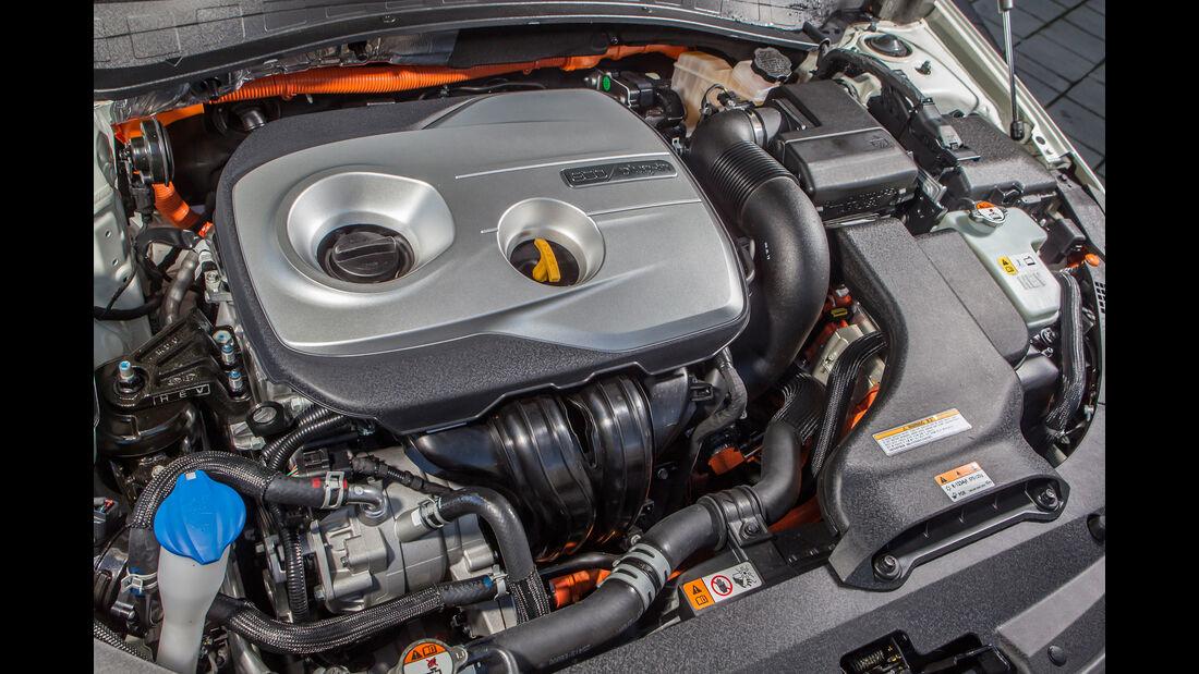 Kia Optima 2.0 GDI Plug-in, Motor