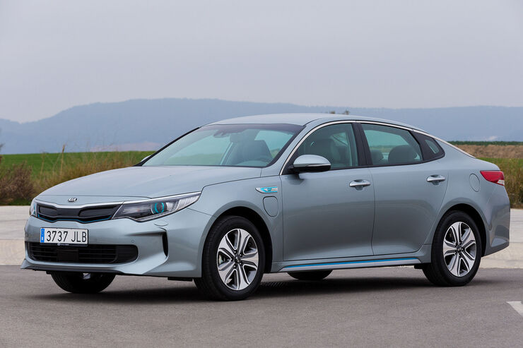 Kia Optima Hybrid USA