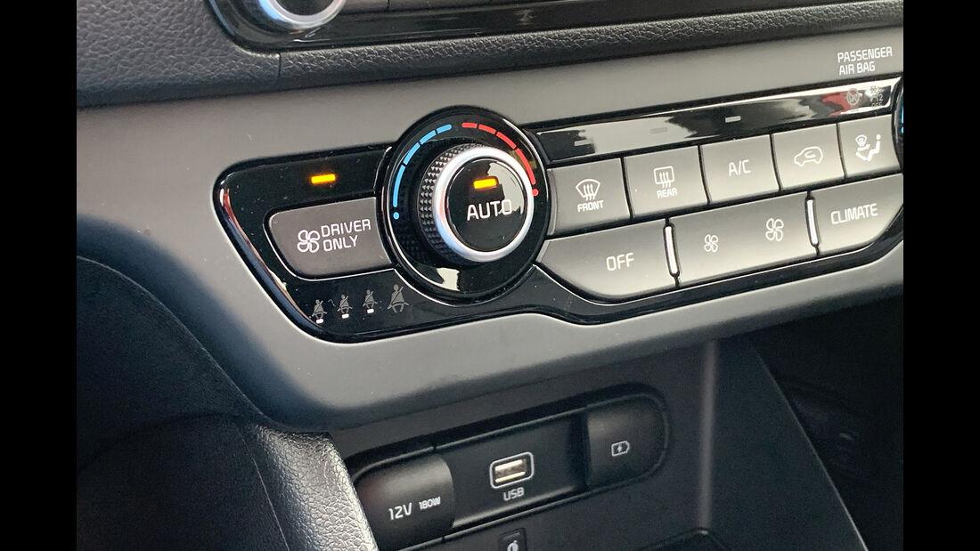 Kia Optima PHEV Plug-in-Hybrid Facelift 2020