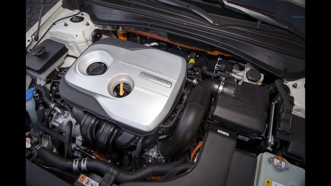 Kia Optima Plug-in Hybrid Sportswagon 2017 Fahrbericht