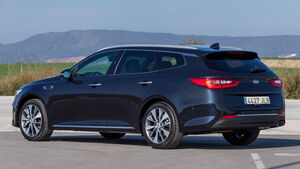 Kia Optima Sportswagon Europaversion