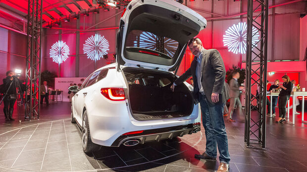 Kia Optima Sportswagon Sitzprobe Peter Wolkenstein