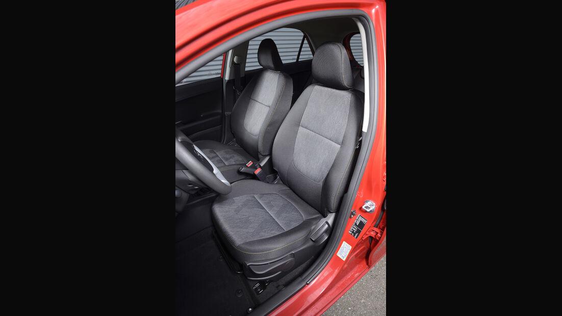 Kia Picanto 1.0 Edition, Fahrersitz