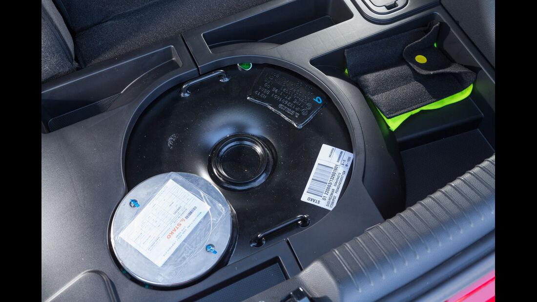 Kia Picanto 1.0 LPG, Tankdeckel