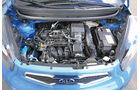 Kia Picanto ISG Spirit, Motor