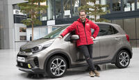 Kia Picanto X-Line 1.0 T-GDI Topmodell 2018