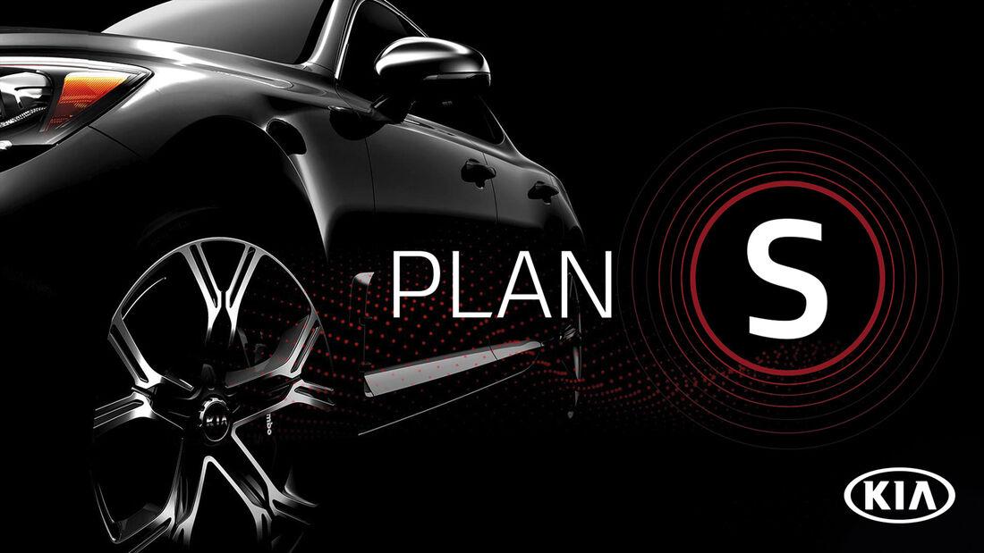 Kia Plan S