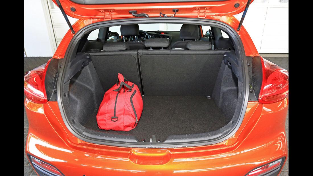 Kia Pro Cee 'd 1.6 CRDi 128 Spirit, Kofferraum