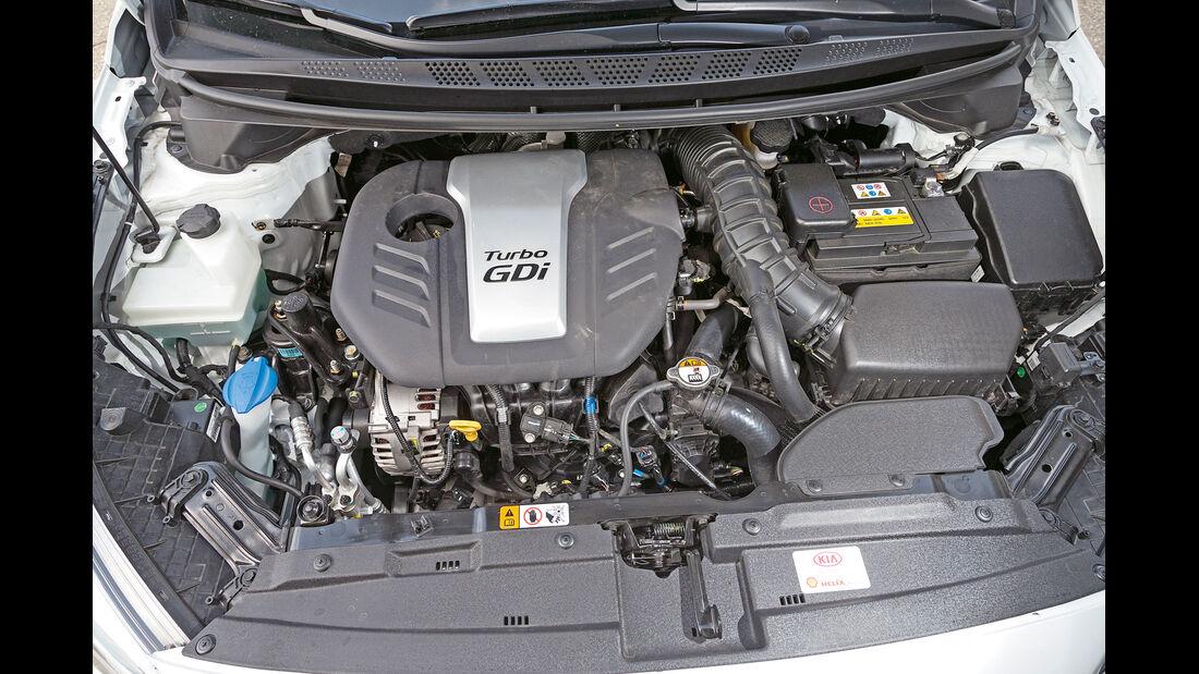Kia Pro Cee'd GT Track, Motor