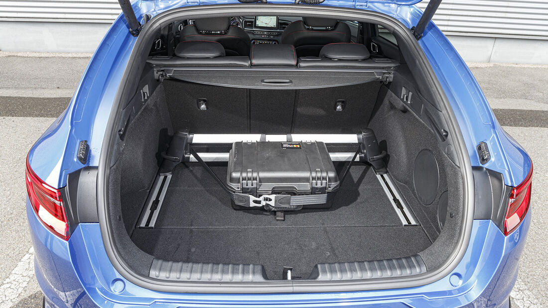 Kia ProCeed 1.6 T-GDI, Interieur