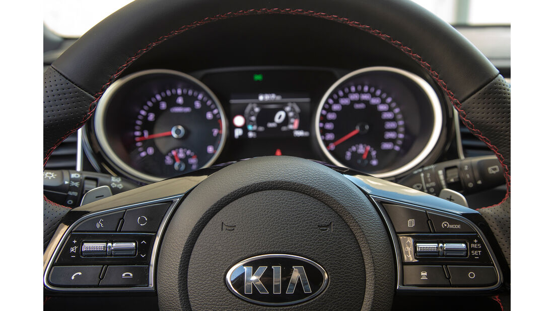 Kia ProCeed GT (2019)