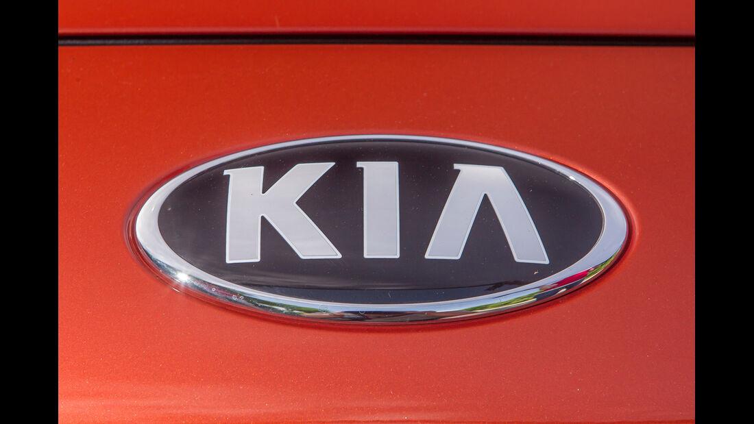 Kia Procee'd 1.6 GDI, Emblem