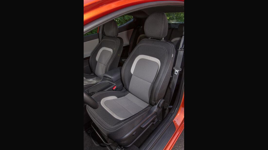 Kia Procee'd 1.6 GDI, Fahrersitz