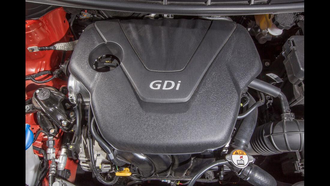 Kia Procee'd 1.6 GDI, Motor