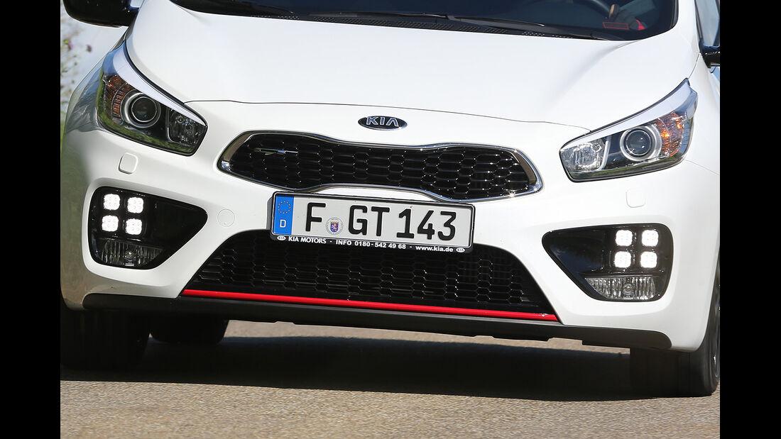 Kia Procee'd GT, Kühlergrill