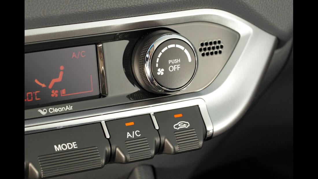 Kia Rio 1.2 Spirit, Klimaautomatik