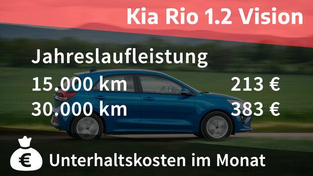 Kia Rio 1.2 Vision