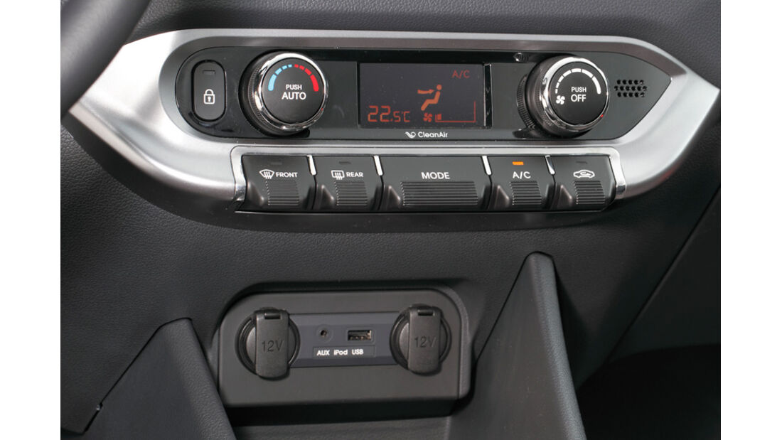 Kia Rio 1.4 Spirit, Radio