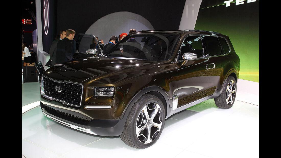 Kia SUV Concept