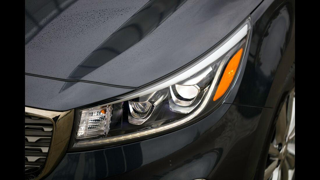 Kia Sedona Van (USA) Modelljahr 2019