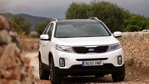 Kia Sorento 2.2 CRDI 2013 Facelift