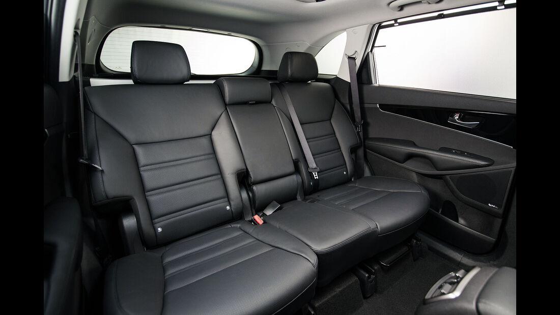 Kia Sorento 2.2 CRDI Automatik Einzeltest
