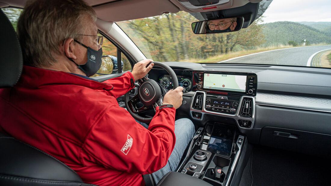 Kia Sorento 2.2 CRDi AWD Vision, Interieur