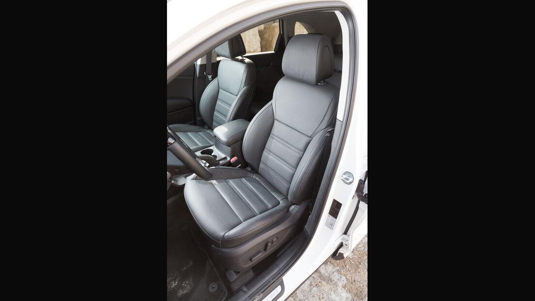 Kia Sorento 2.2 CRDi, Fahrersitz