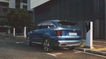 Kia Sorento Plugin Hybrid PHEV Modelljahr 2021