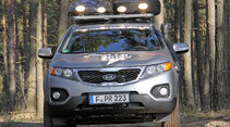 Kia Sorento Road to South Africa