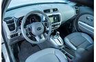 Kia Soul EV, Cockpit