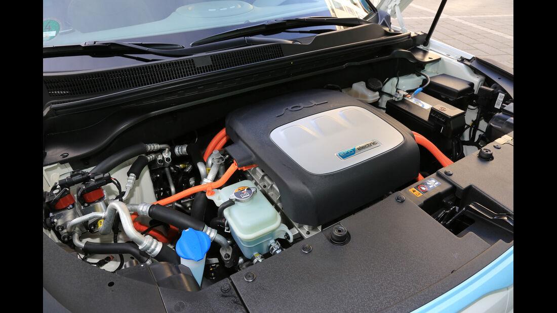 Kia Soul EV, Motor