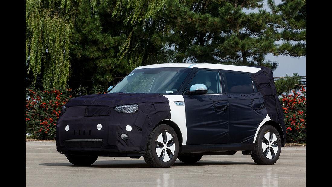 Kia Soul EV Prototyp