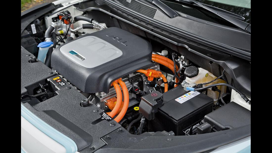 Kia Soul EV, ams, Fahrbericht, Motor