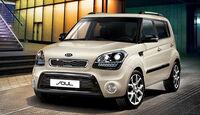 Kia Soul Facelift 2011 IAA,