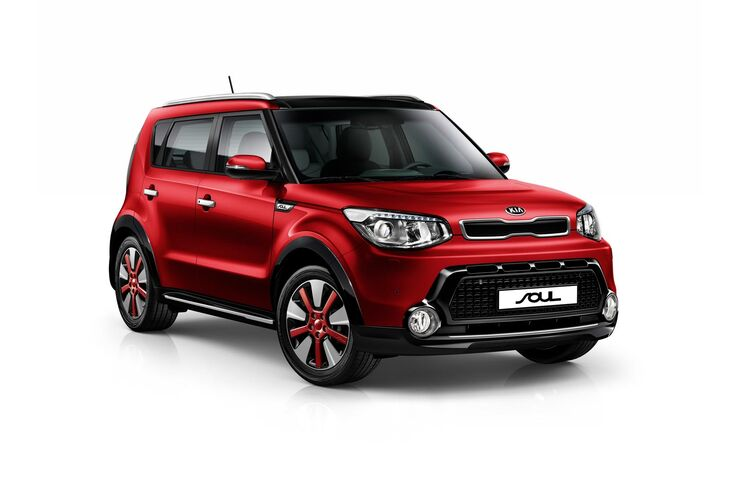 kia soul iconic extras sollen k ufer locken auto motor und sport. Black Bedroom Furniture Sets. Home Design Ideas